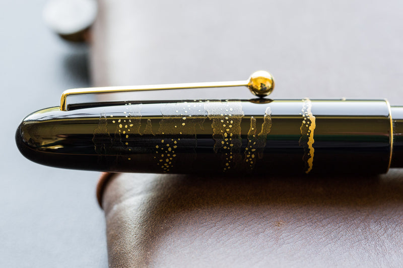 Namiki Nippon Art Maki-e Fountain Pen - Chinese Phoenix