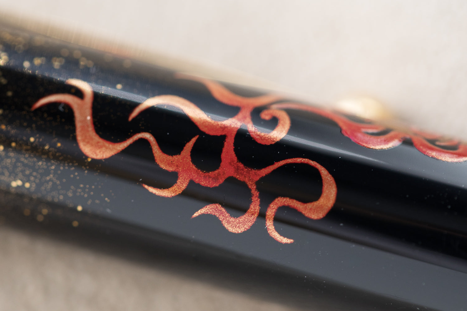Namiki Yukari Fountain Pen - Seven Gods Bishamon-ten (100th Anniversary Limited Edition)