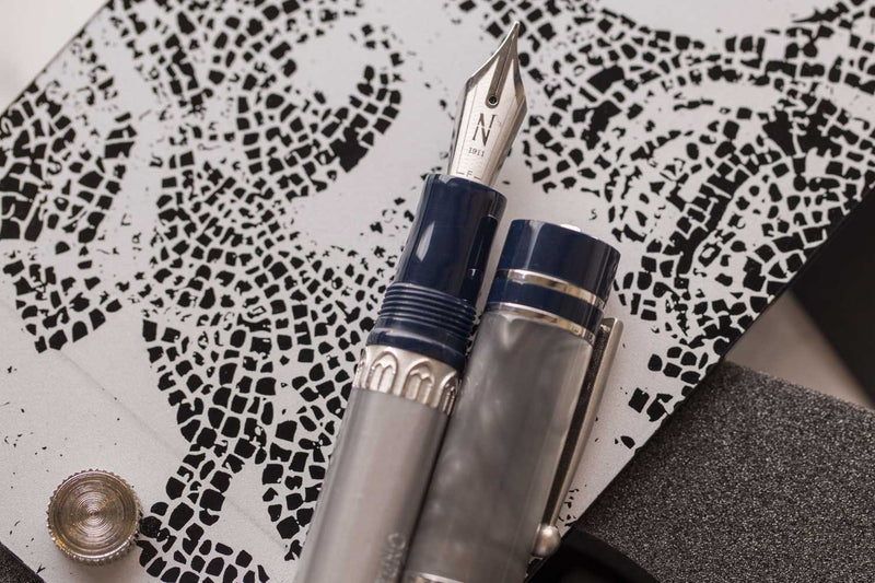 Nettuno 1911 Fountain Pen - Tritone
