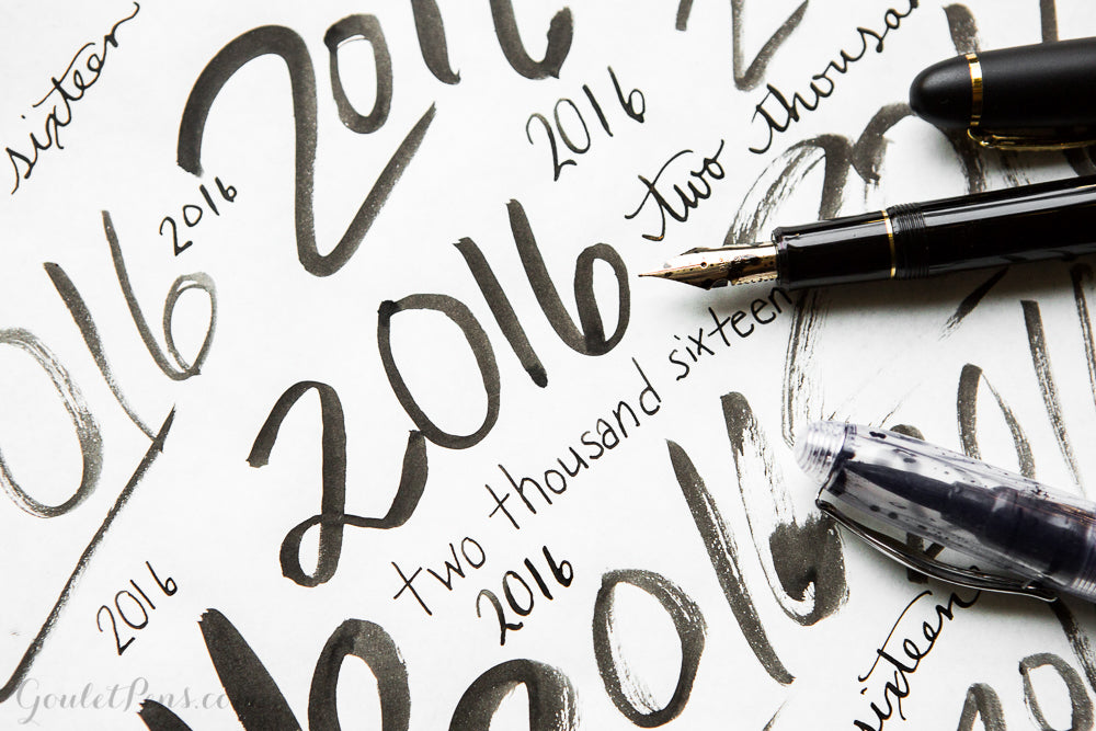 Noodler's Ahab Brush Pen - Clear