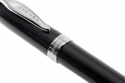 Noodler's Ahab Flex Fountain Pen - Black Pearl