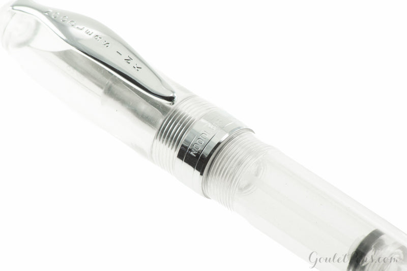 Noodler's Ahab Flex Fountain Pen - Clear