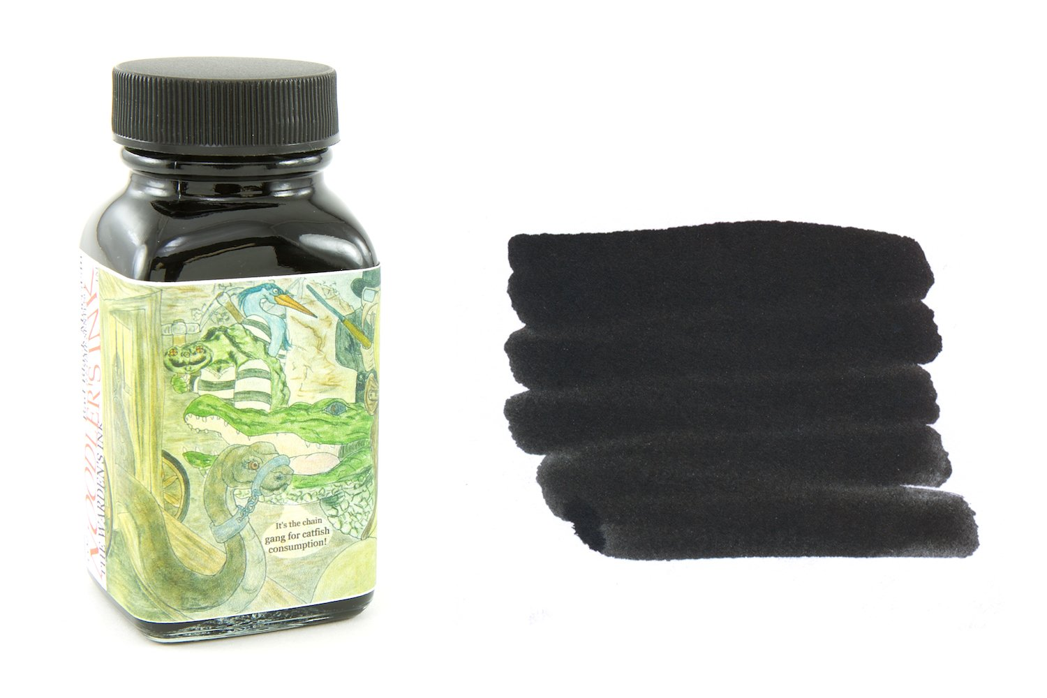 Noodler's Bad Black Moccasin - 3oz Bottled Ink