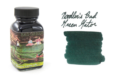 Noodler's Bad Green Gator - 3oz Bottled Ink