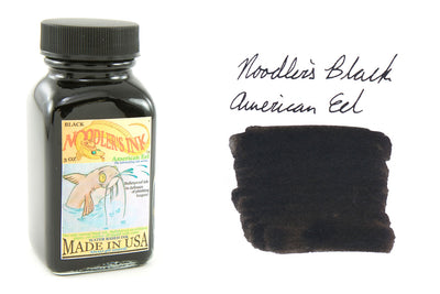 Noodler's Black Eel - 3oz Bottled Ink
