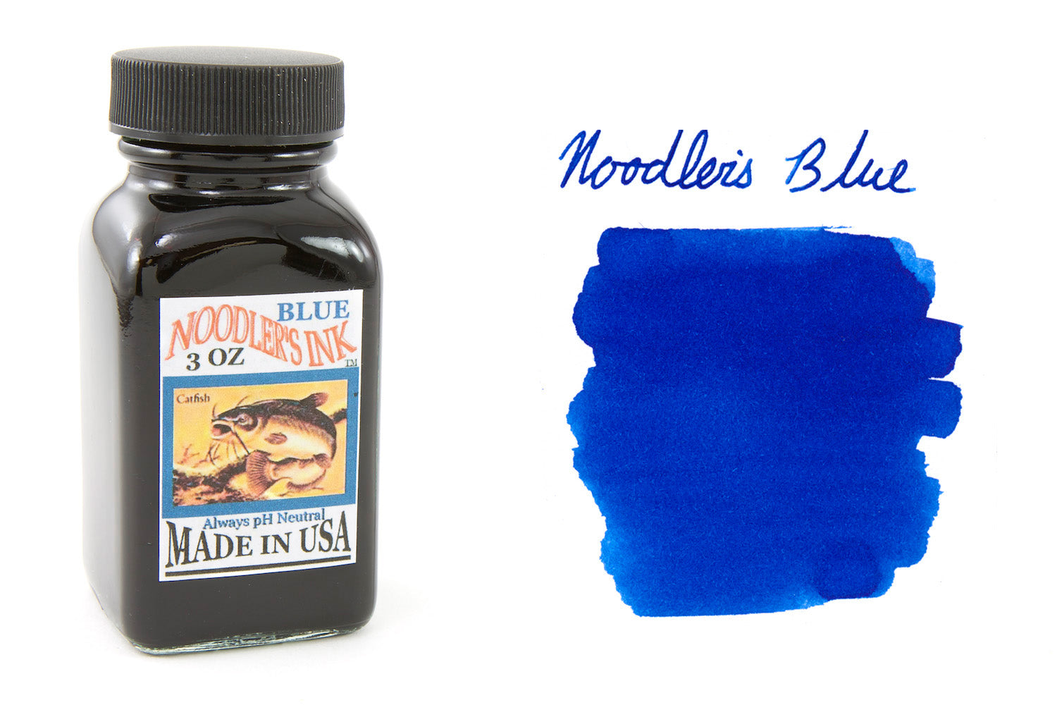 Noodler's Blue - 3oz Bottled Ink