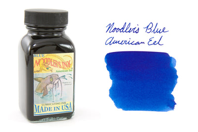 Noodler's Blue Eel - 3oz Bottled Ink