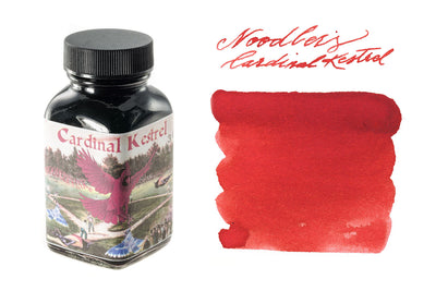 Noodler's Cardinal Kestrel - 3oz Bottled Ink