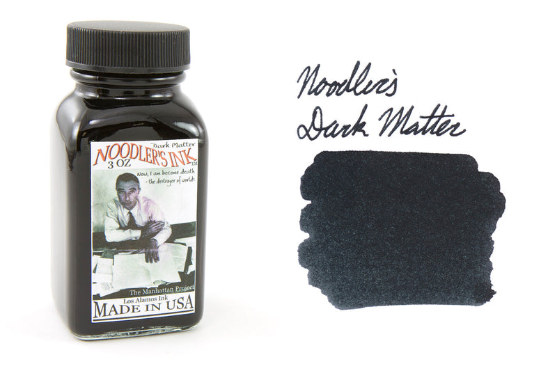 Noodler's Dark Matter - 3oz Bottled Ink