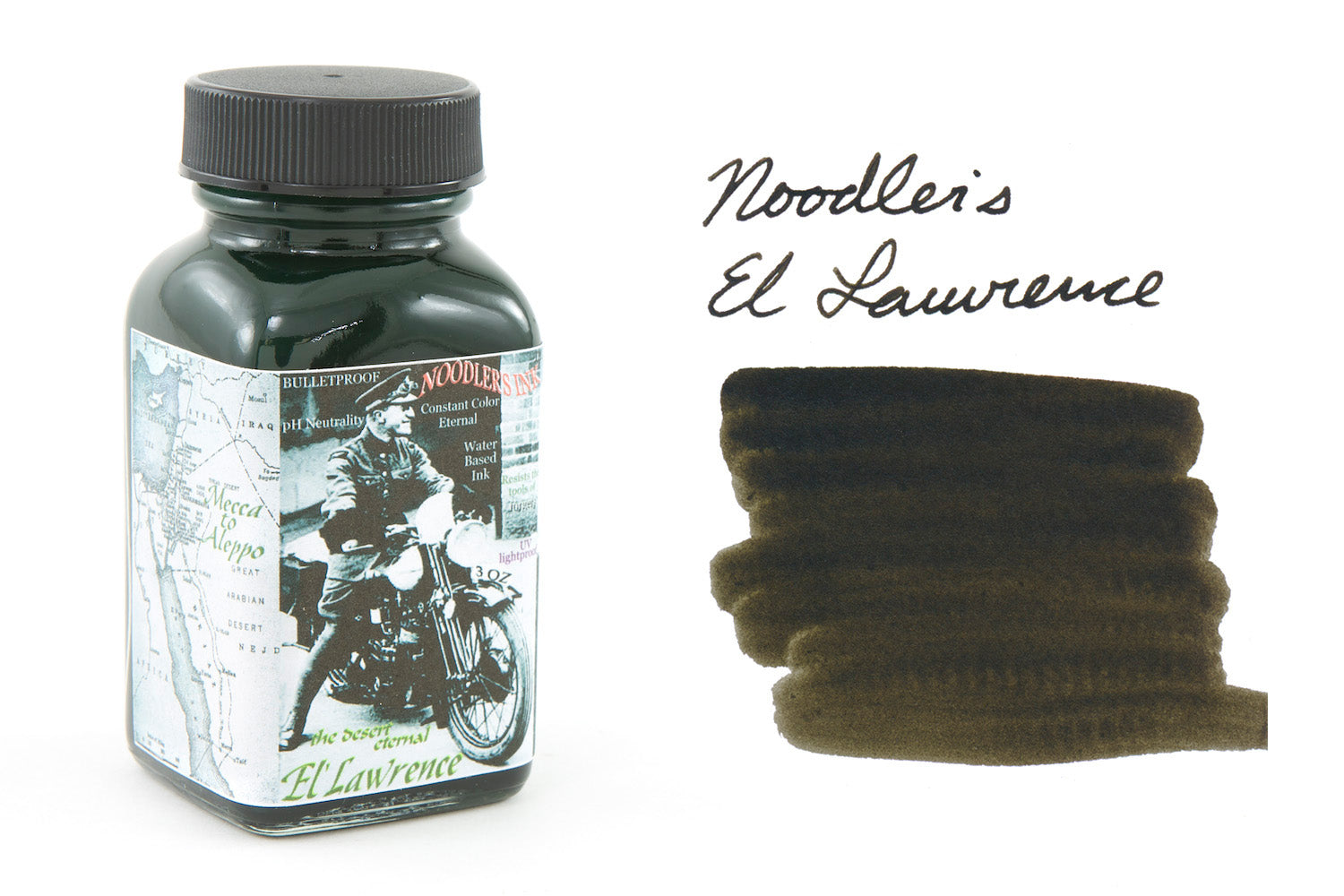 Noodler's El Lawrence - 3oz Bottled Ink