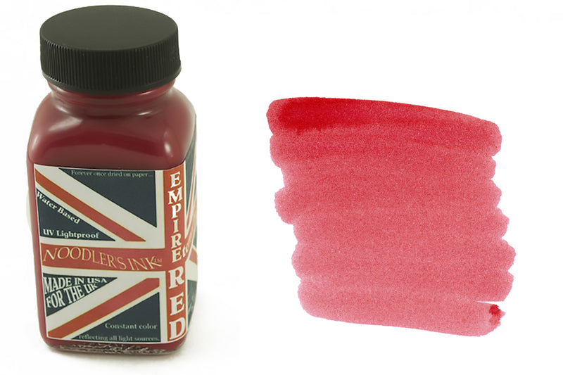Noodler's Empire Red - 3oz Bottled Ink