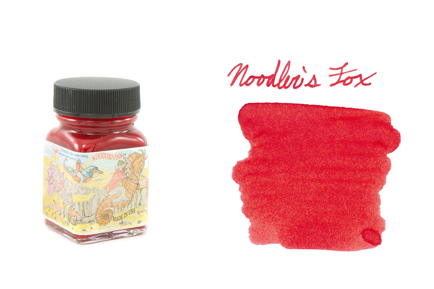 Noodler's Fox - 1oz Bottled Ink