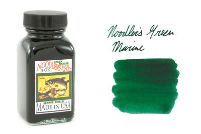 Noodler's Green Marine - 3oz Bottled Ink