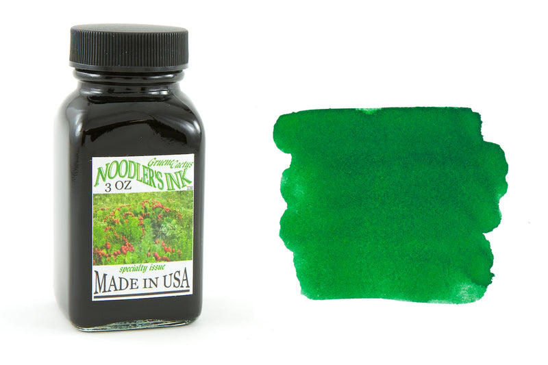 Noodler's Gruene Cactus - 3oz Bottled Ink