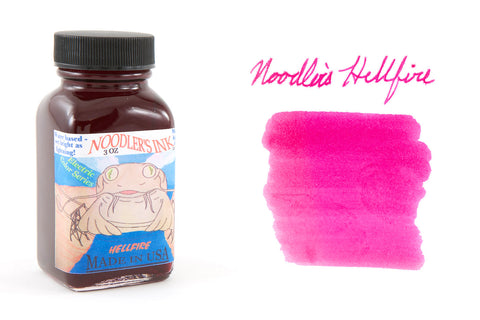 Noodler's Hellfire - 3oz Bottled Ink