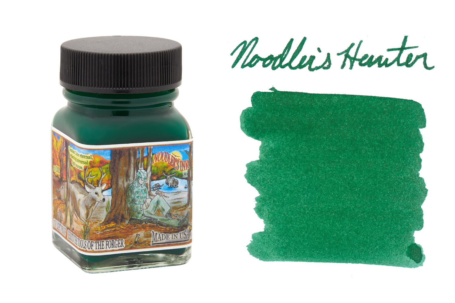 Noodler's Hunter - 1oz Bottled Ink