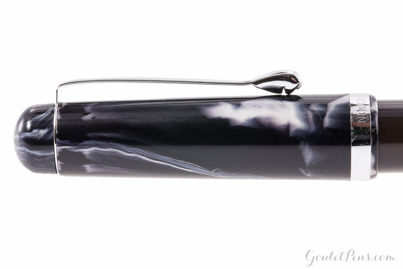 Noodler's Konrad Flex Fountain Pen - Ivory Darkness