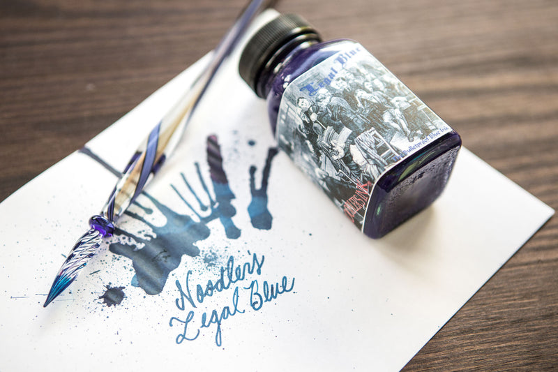 Noodler's Legal Blue - 3oz Bottled Ink
