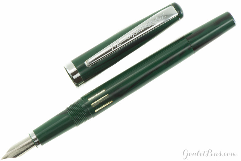 Noodler's Nib Creaper Flex Fountain Pen - Green Mountain