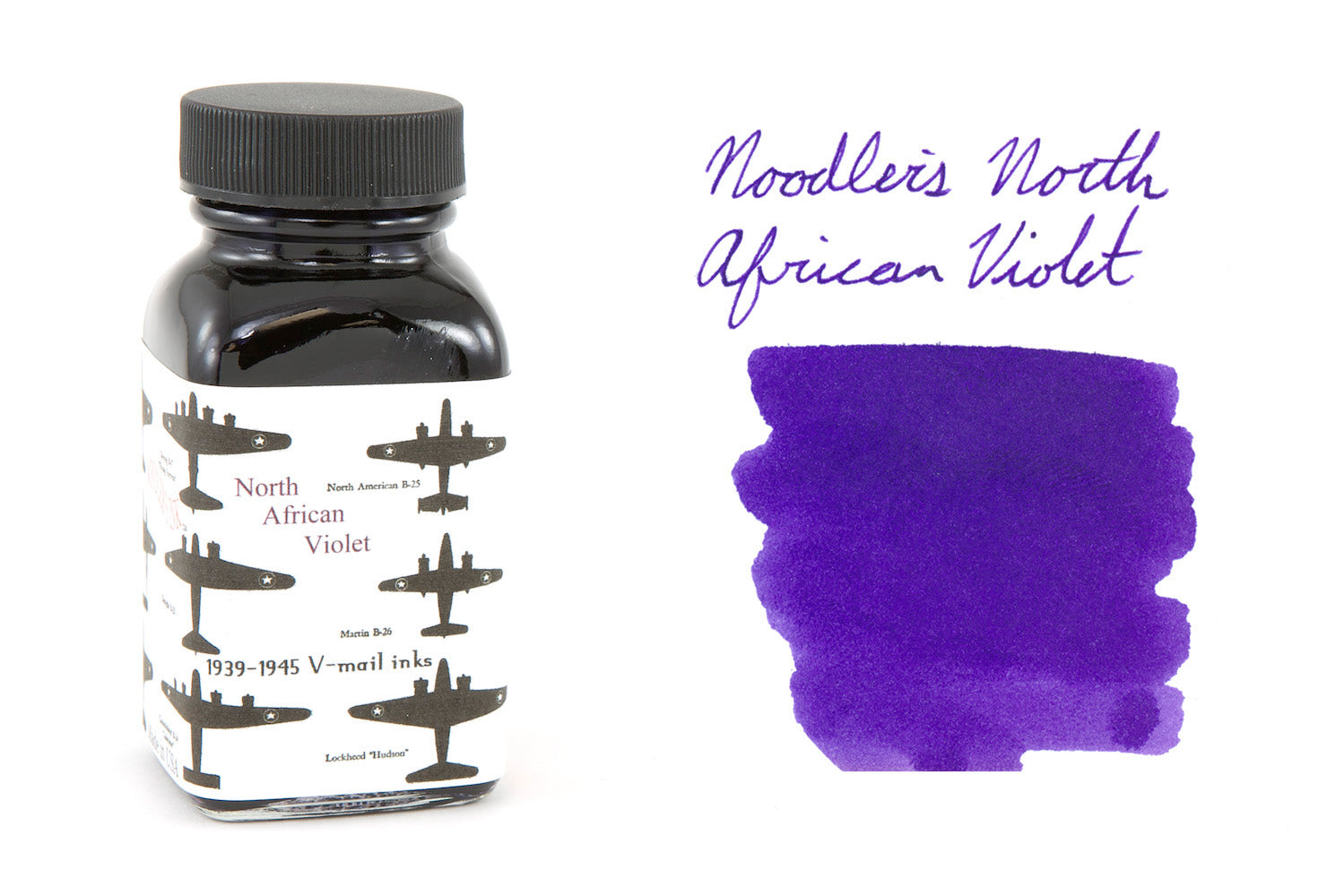 Noodler's North African Violet - 3oz Bottled Ink