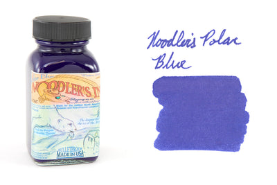 Noodler's Polar Blue - 3oz Bottled Ink