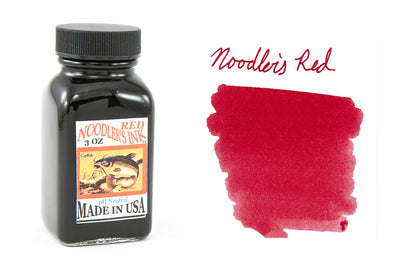Noodler's Red - 3oz Bottled Ink