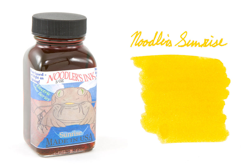 Noodler's Sunrise - 3oz Bottled Ink