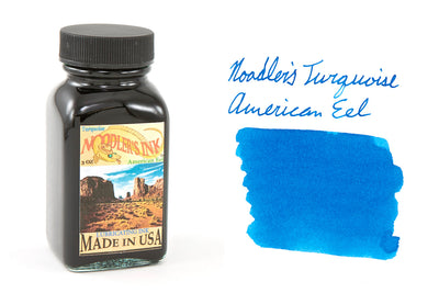 Noodler's Turquoise Eel - 3oz Bottled Ink