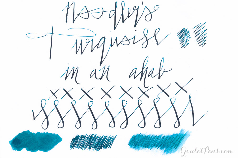 Noodler's Turquoise - 3oz Bottled Ink