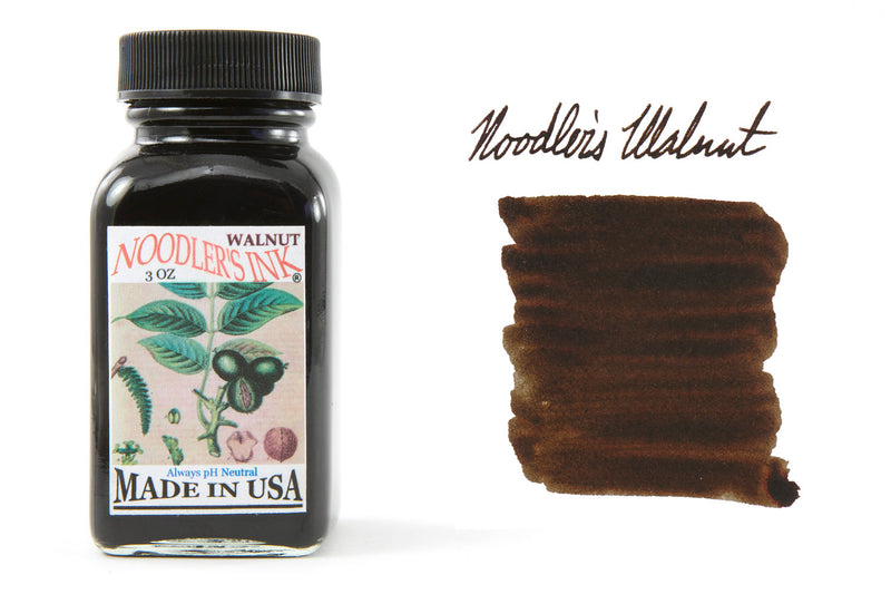 Noodler's Walnut - 3oz Bottled Ink