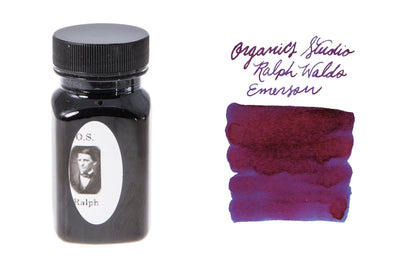 Organics Studio Ralph Waldo Emerson Twilight Blue - 55ml Bottled Ink