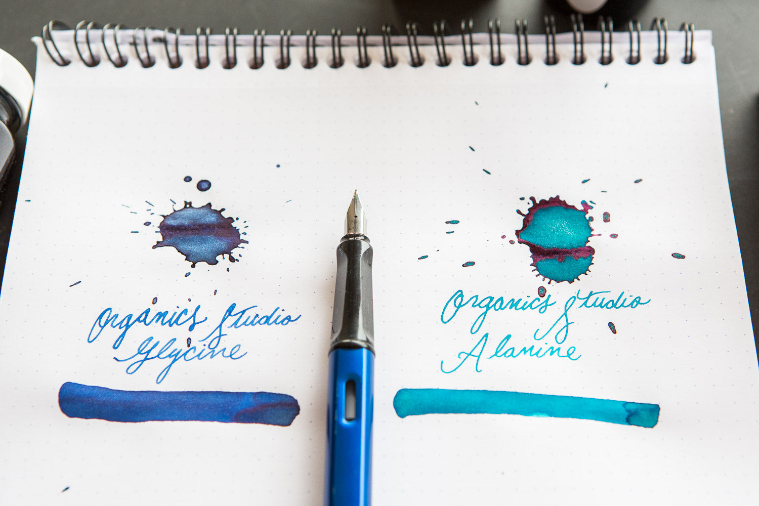 Organics Studio Alanine - Ink Sample
