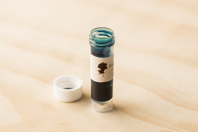Goulet Ink Sample