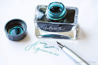 Pelikan Edelstein Aquamarine - 50ml Bottled Ink