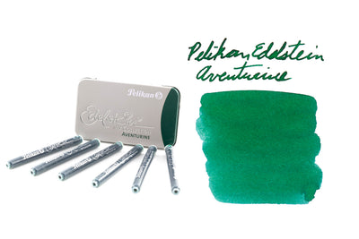 Pelikan Edelstein Aventurine - Ink Cartridges