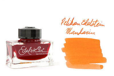 Pelikan Edelstein Mandarin - 50ml Bottled Ink