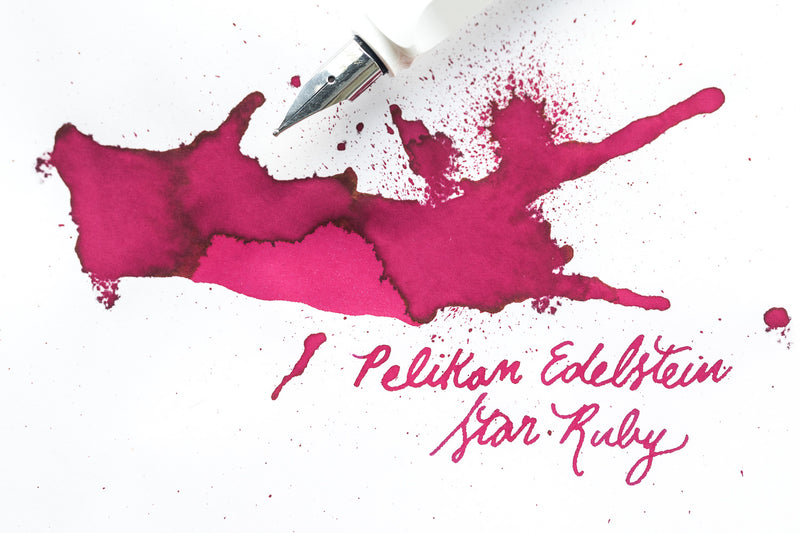 Pelikan Edelstein Star Ruby - 50ml Bottled Ink (Limited Edition)