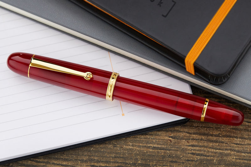 Penlux Masterpiece Grande Fountain Pen - Daybreak