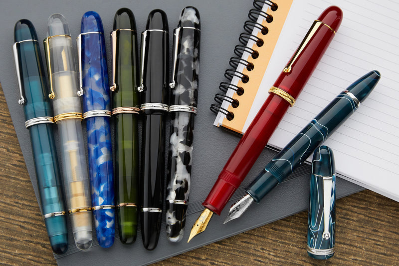 Penlux Masterpiece Grande Fountain Pens