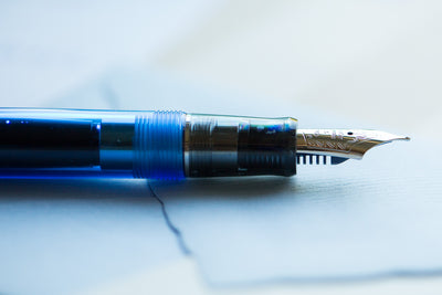 Pilot Custom 74 Fountain Pen - Blue