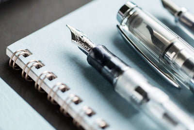 Pilot Custom 74 Fountain Pen - Clear