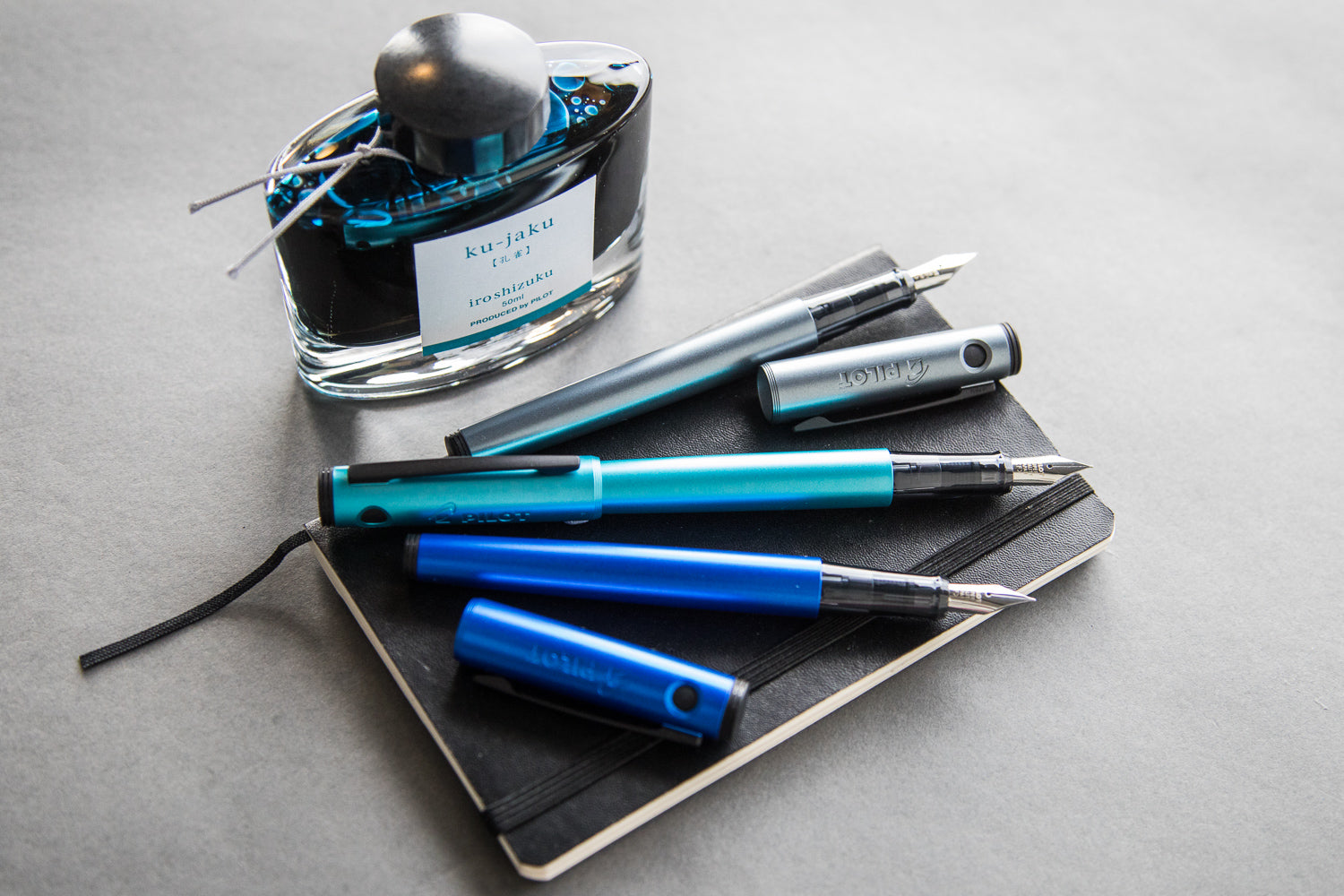 Pilot Explorer Fountain Pen - Turquoise