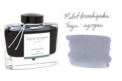 Pilot Iroshizuku Fuyu-syogun - 50ml Bottled Ink