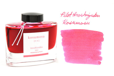 Pilot Iroshizuku Kosumosu - 50ml Bottled Ink