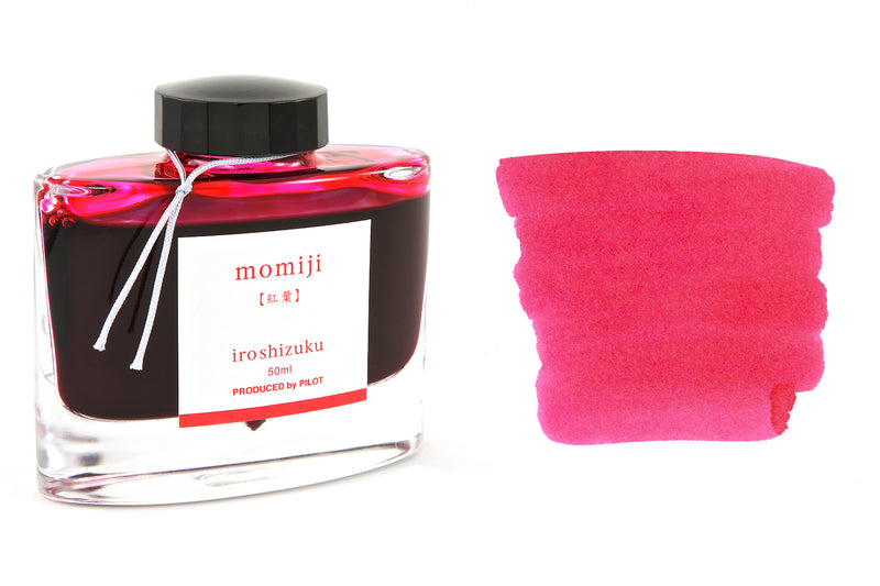 Pilot Iroshizuku Momiji - 50ml Bottled Ink