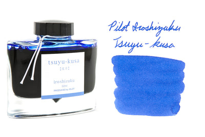 Pilot Iroshizuku Tsuyu-kusa - 50ml Bottled Ink