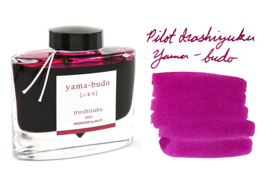 Pilot Iroshizuku Yama-budo - 50ml Bottled Ink