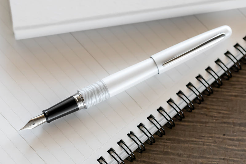 Pilot Metropolitan Fountain Pen - White Tiger