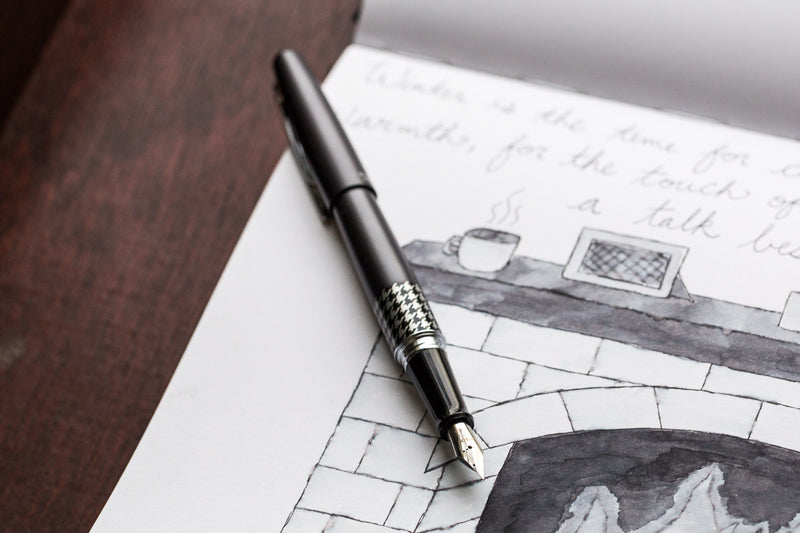 Pilot Metropolitan Fountain Pen - Retro Pop Gray