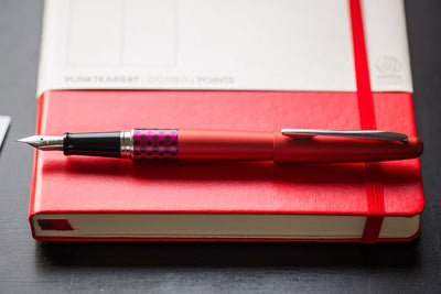 Pilot Metropolitan Fountain Pen - Retro Pop Red